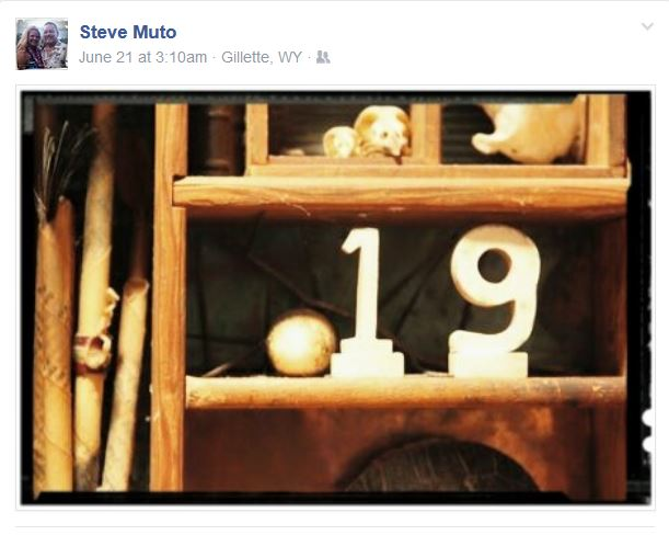 Steve Muto Bully Countdown Rub It In - ASSHOLE 19