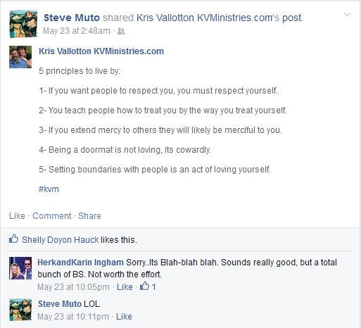 Steve Muto Bully - Gone Religion On You