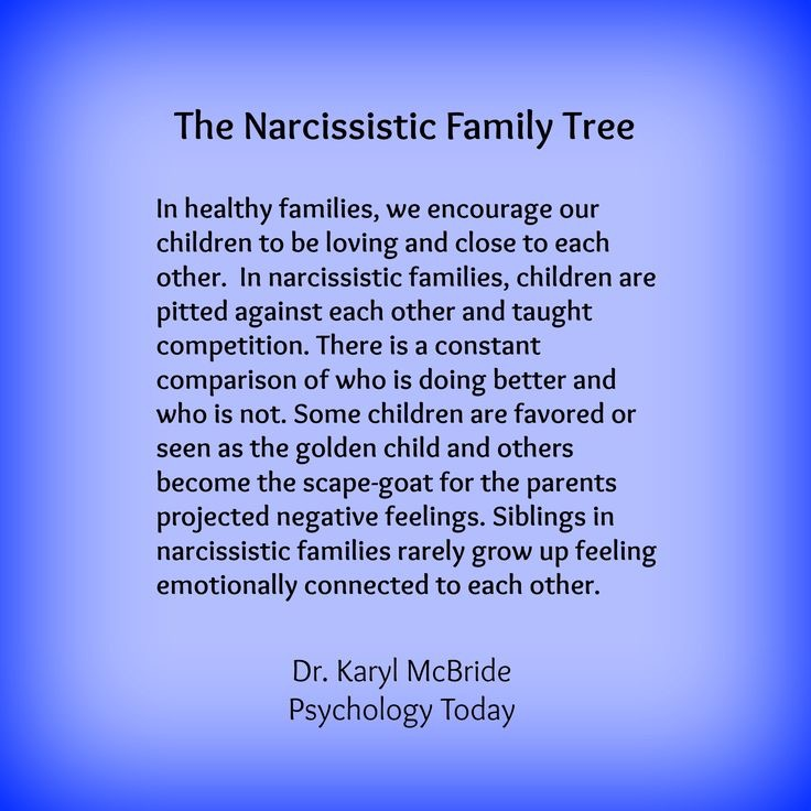 Steve Muto Bully - Narcissist Family Tree