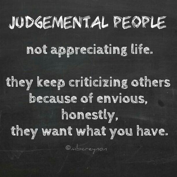 Steve Muto Bully - Judgemental People Not Appreciating Life