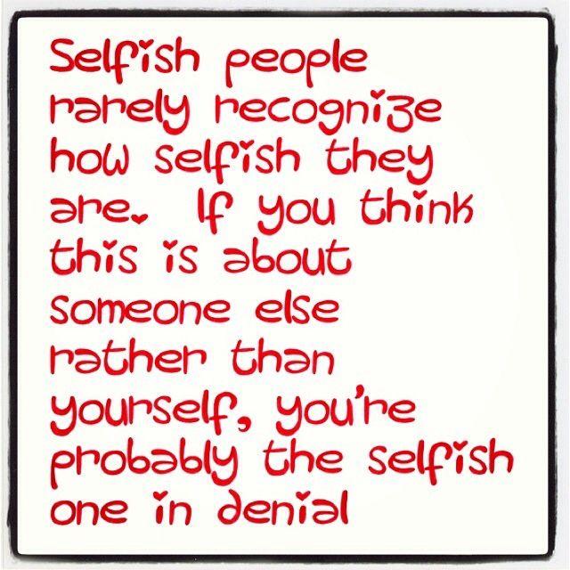 Kelly Muto Bully - Selfish People