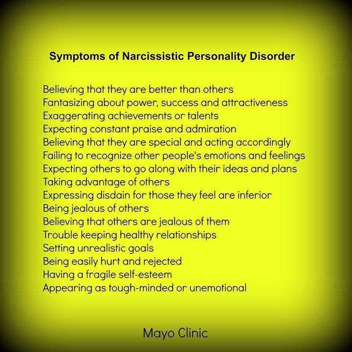 Steve Muto - Symptoms of a Narcissistic Personality Disorder NPD