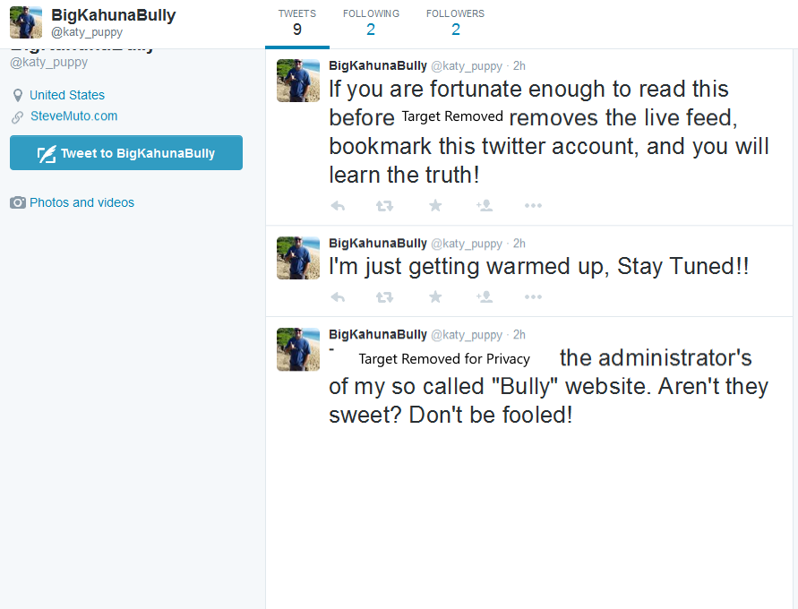 Steve Muto Bully Twitter Conent 7.19.2015-001_New
